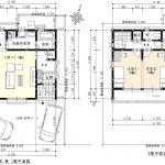 高知市塩田町 新築一戸建 34.97坪 3LDK 10749 画像1