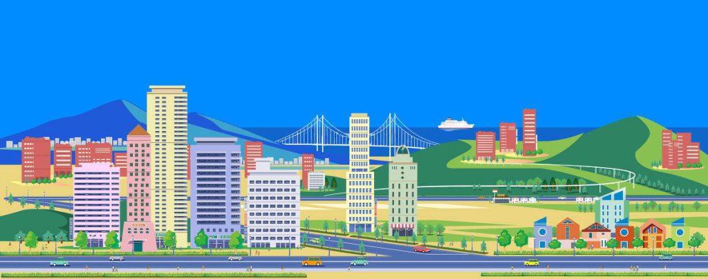 都市計画総括図
